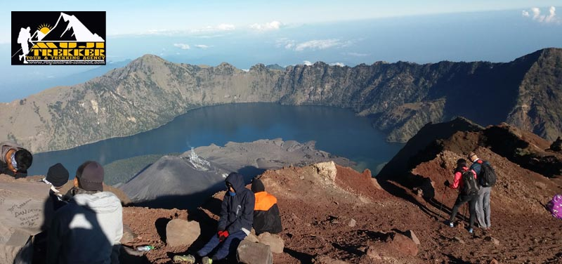 Mount Rinjani Trekking Summit