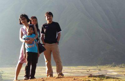 Panorama Walk Lombok