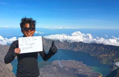 Mount Rinjani Trekking Info