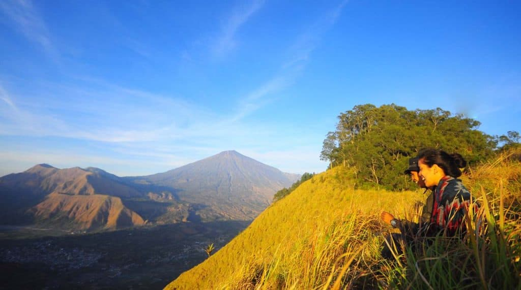 Rinjani Trekking Package Price